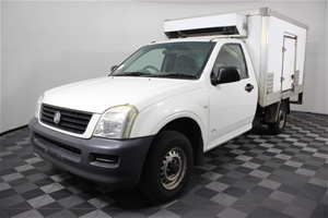 2005 Holden RA Rodeo Refrigerated Cold B