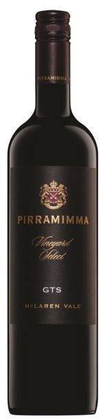 Pirramimma Vineyard Select GTS 2014 (12 x 750mL) McLaren Vale, SA