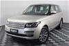 2013 Land Rover Range Rover TDV8 VOGUE Turbo Diesel Auto - 8 Speed Wagon