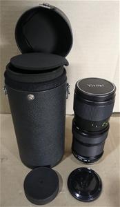 Vivitar 75-205mm Camera Lens - Made in J