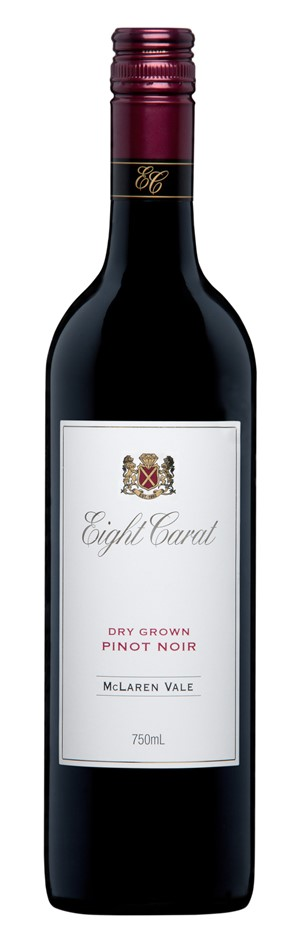 Pirramimma Eight Carat Dry Grown Pinot Noir 2018 (12 x 750mL) McLaren Vale