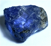 A Collection of Rough Tanzanite