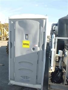 1x All Toilets (WA) Transportable Toilet