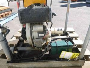 Yanmar Electric Pull Start Diesel Motor