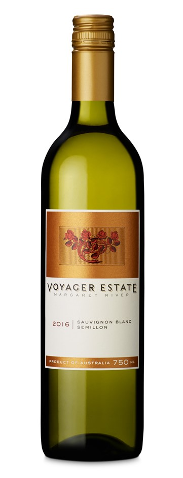 Voyager Estate Sauvignon Blanc Semillon 2016 (6 x 750mL) Margaret River, WA