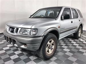 2000 Holden Frontera S (4x4) Manual Wago