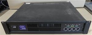 QSC CX254 4-Channel Power Amplifier