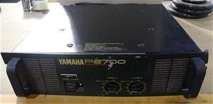 Yamaha Power Amplifier - P2700