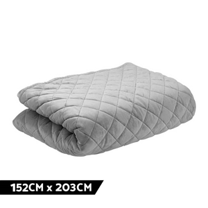 Giselle Cotton Weighted Blanket Zipped C