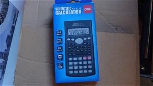 Qty 6 x Scientific Calculator