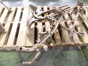 Single Farrow Plough (Pooraka, SA)