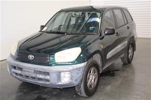 2001 Toyota Rav 4 Edge (4x4) Automatic W