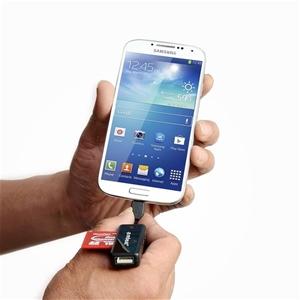 mbeat MB-OTG772 Micro USB Card Reader an