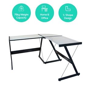 """activiva Solano """"L"""" Shape Computer Desk"""