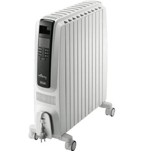 Delonghi Electric Oil Column Heater (TRD