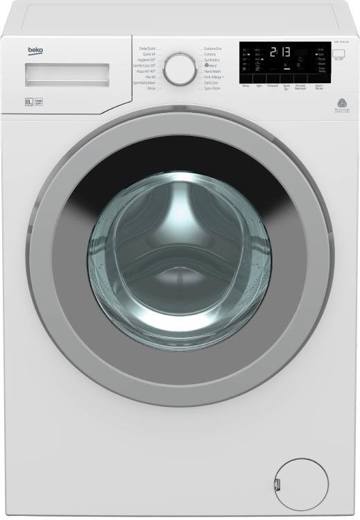 Beko WMY8046LB2 8kg Front Loading Washing Machine (Reconditioned)