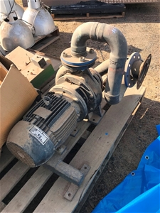 Kwikflo water pump, woring condition wit
