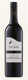 Fox Creek Three Block Cabernet 2016 (12 x 750mL), McLaren Vale, SA.