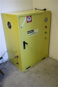 Unused Silent 2 Stage, 19CFM, Twin Cylin