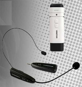 Orator Audio G100 Wireless Microphone Sy