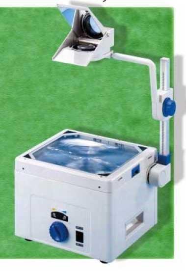 IMAGE 105/2 Dual 250W Lamp (Singel element lens) Desktop Overhead Projector