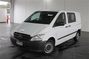 2012 Mercedes Benz Vito 113 CDI SWB Turb