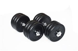 35KG Dumbbell Adjustable Weight Set