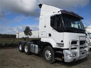 2001 Mack Qantum 6 x 4 Prime Mover Truck