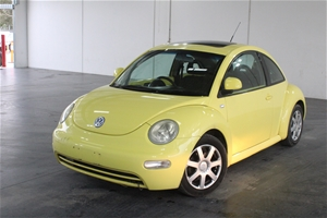 2000 Volkswagen Beetle 2.0 A4 Automatic