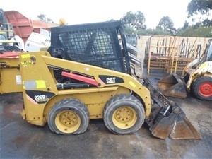 Caterpillar 226B-2 Skid Steer