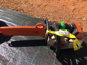 Stihl MS201 Chainsaw (Located Broome, WA