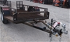 2005 The Trailer Factory HD Single Plant Trailer
