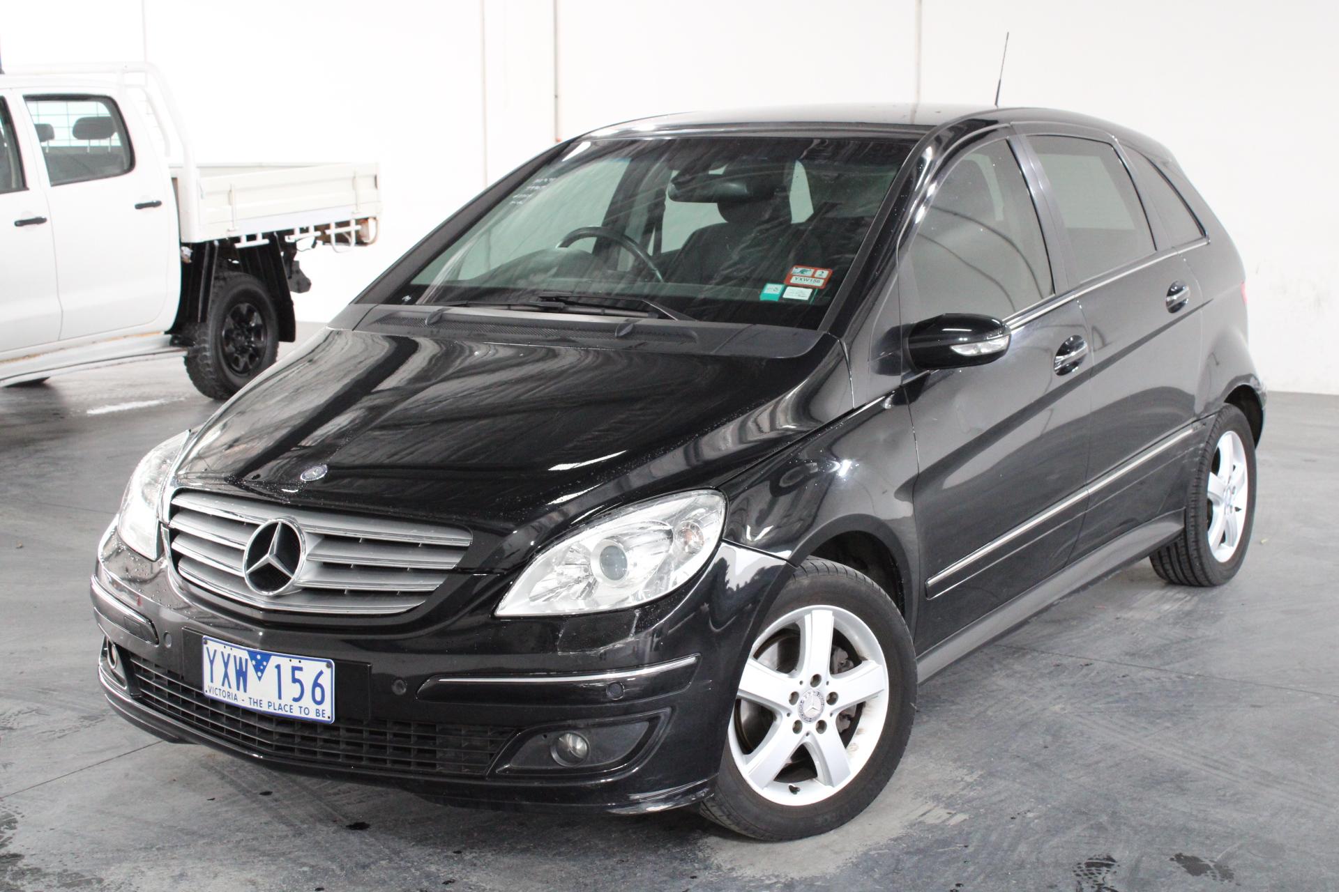2007 Mercedes Benz B200 W245 CVT Hatchback (WOVR)