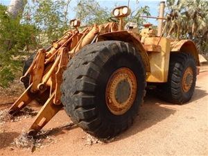 Caterpillar 988 Wheel Loader (Located Br