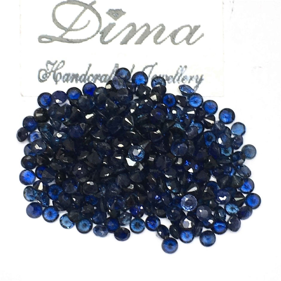 One Parcel Loose Blue Sapphire 19.62ct in Total