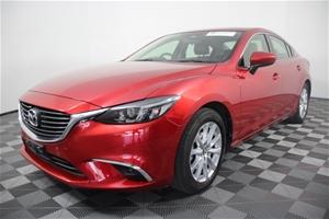 2015 Mazda 6 Touring GJ Automatic Sedan