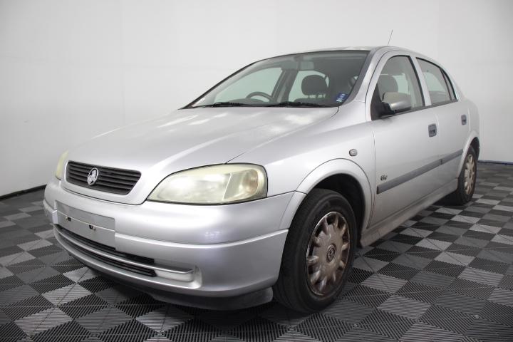 2004 Holden Astra City TS Automatic Hatchback 90,266km