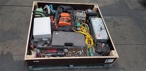 Bulk Lot of Power Tools Including