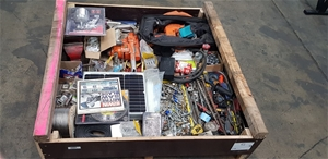 Bulk Lot of Miscellaneous Industrial Too