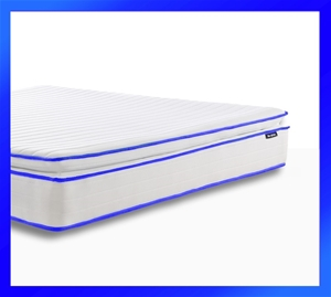 Apollo Blue - Pillow Top Mattress with T