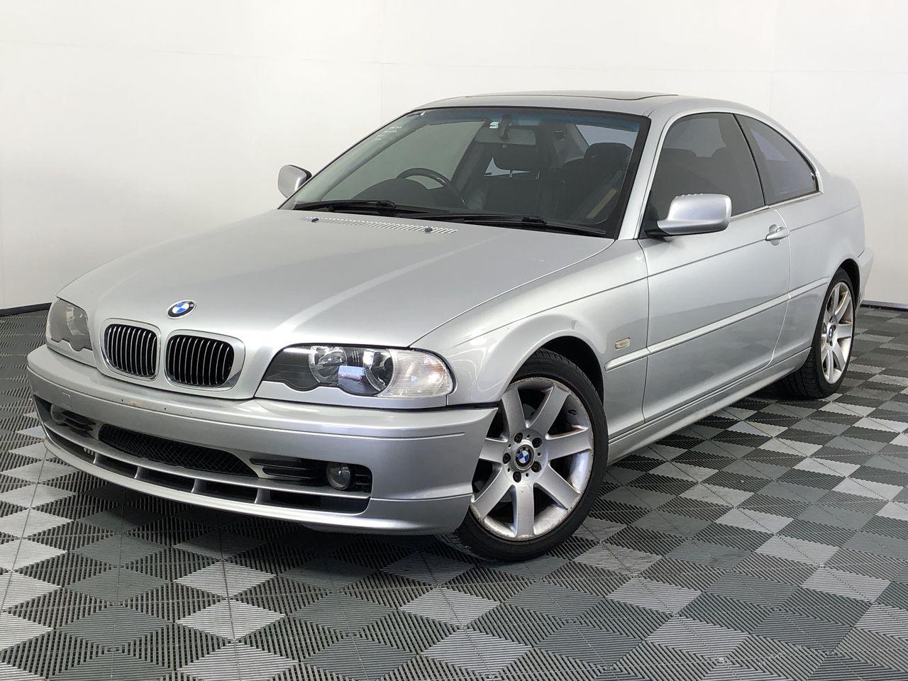2002 BMW 3 25ci E46 Automatic Coupe