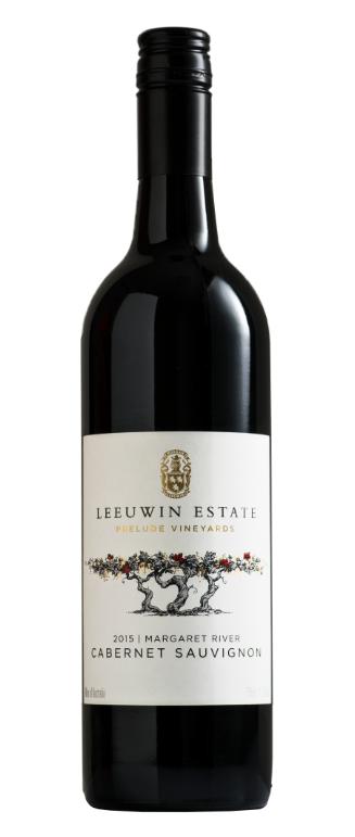 Leeuwin Estate Prelude Cabernet Sauvignon 2015(12 x 750mL),Margaret R
