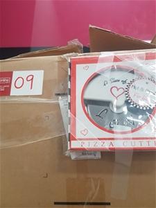 """Slice of Love"" - Pizza Cutter"