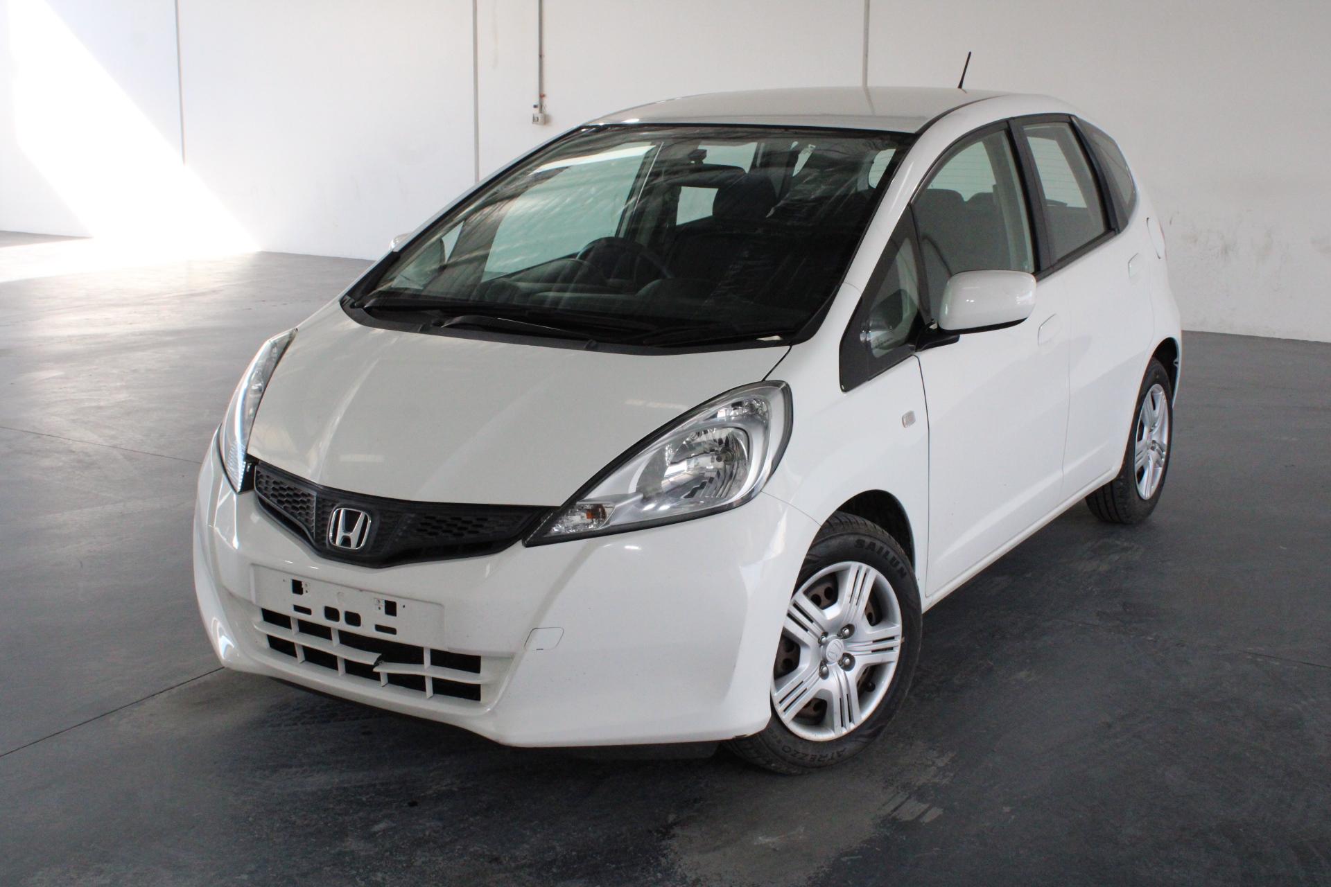 2012 Honda Jazz GLi GE Automatic Hatchback (WOVR)