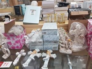99 x Various Glass & Ceramic Religious I