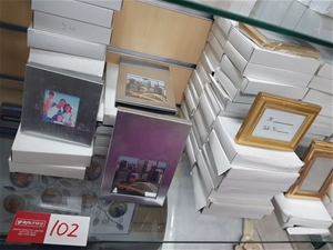 247 x Assorted Metal Frames