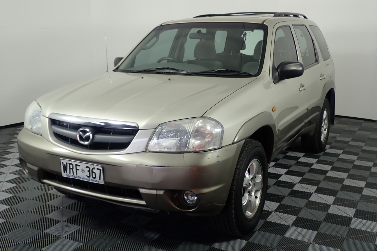2001 Mazda Tribute Classic Automatic Wagon