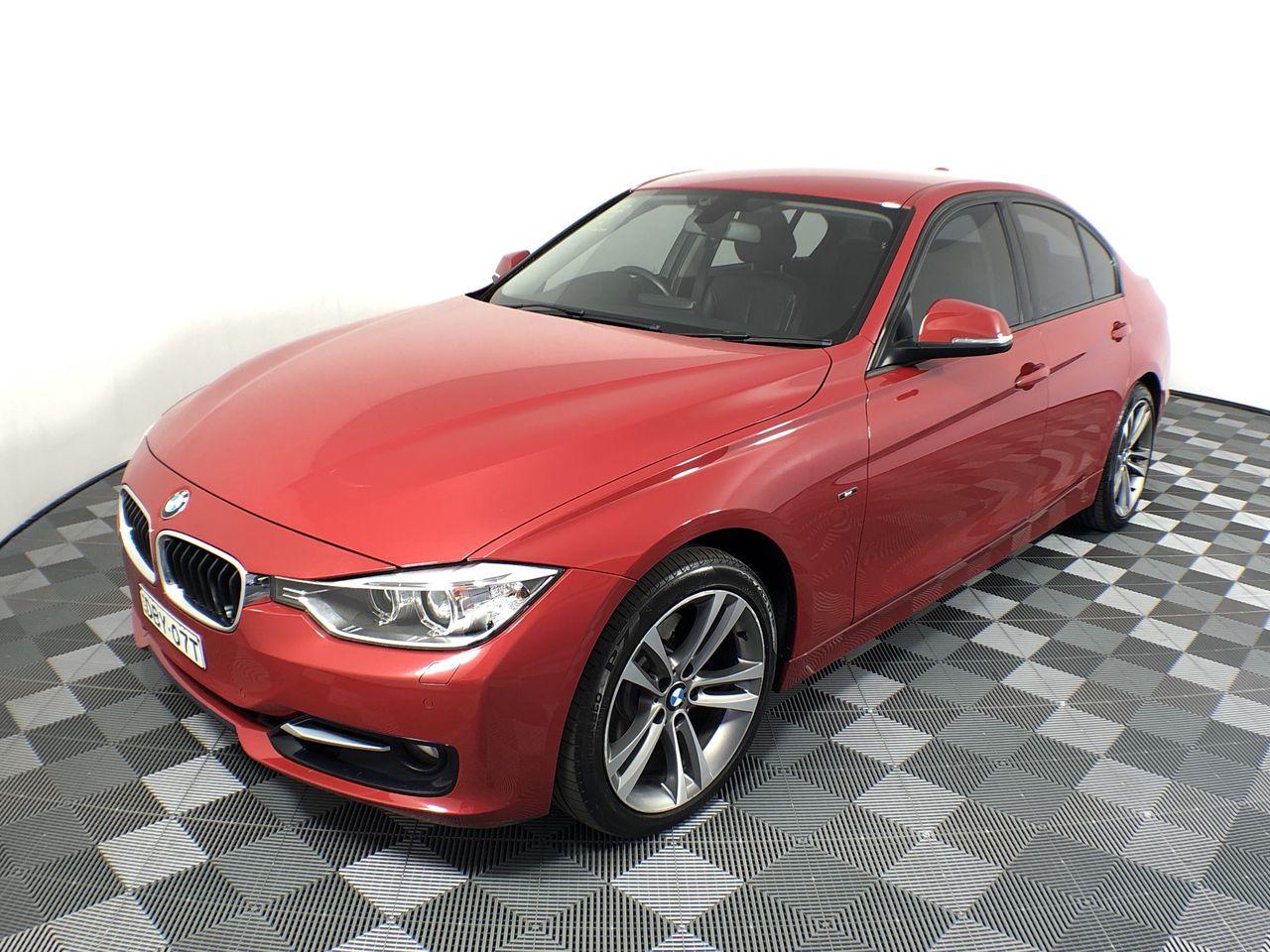 2012 BMW 3 Series 328i F30 Automatic Sedan 92,955km