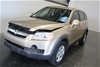 Holden Captiva SX (4x4) CG Turbo Diesel Manual Wagon