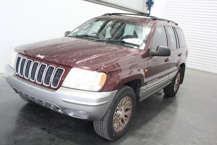 2002 Jeep Grand Cherokee Limited V8 Auto 147,775 km's